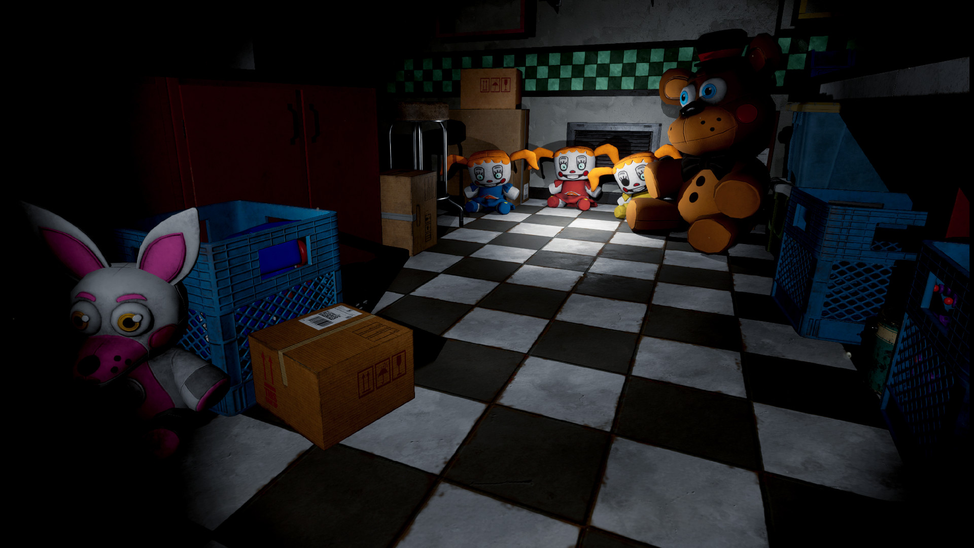 Five Nights at Freddies - Help Wanted - PSVR