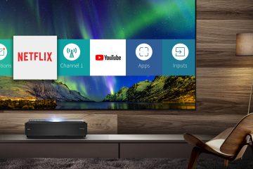 HiSense 100 Laser TV Set