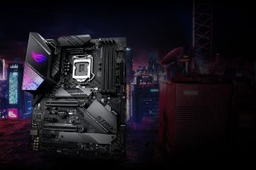 Asus Republic of Gamers STRIX Z390-E Gaming
