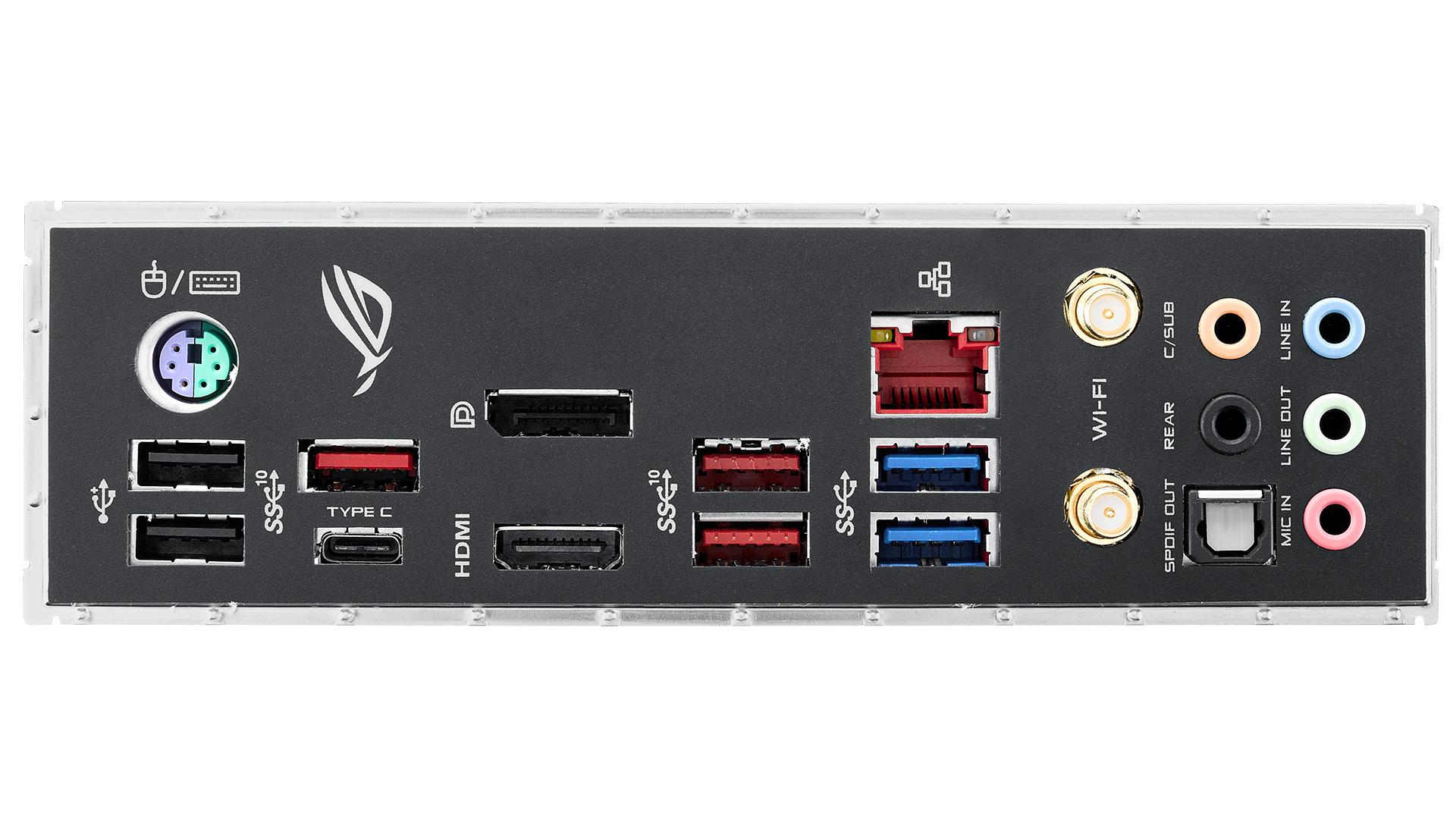 Asus Republic of Gamers STRIX Z390-E Gaming