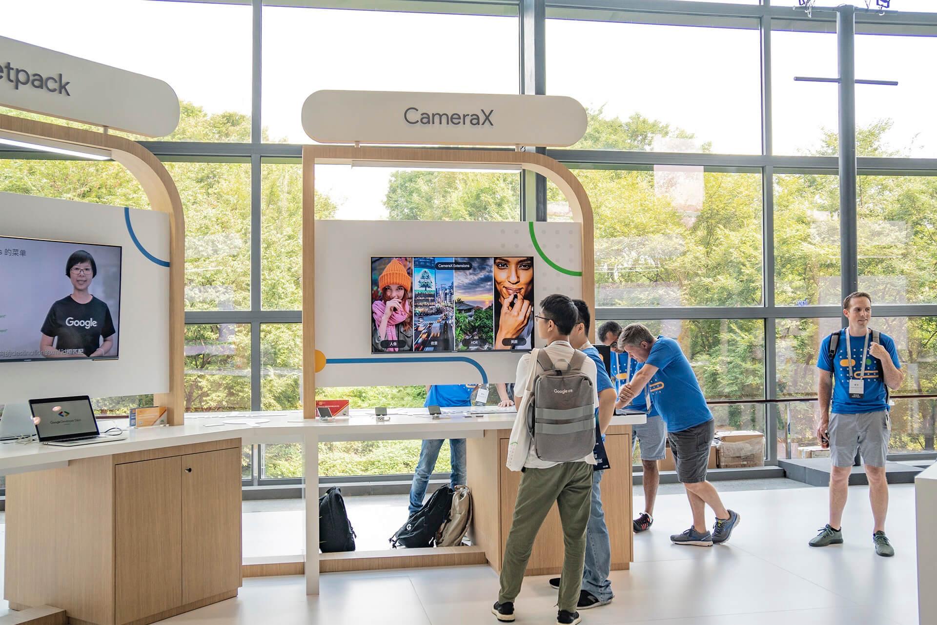 Google CameraX