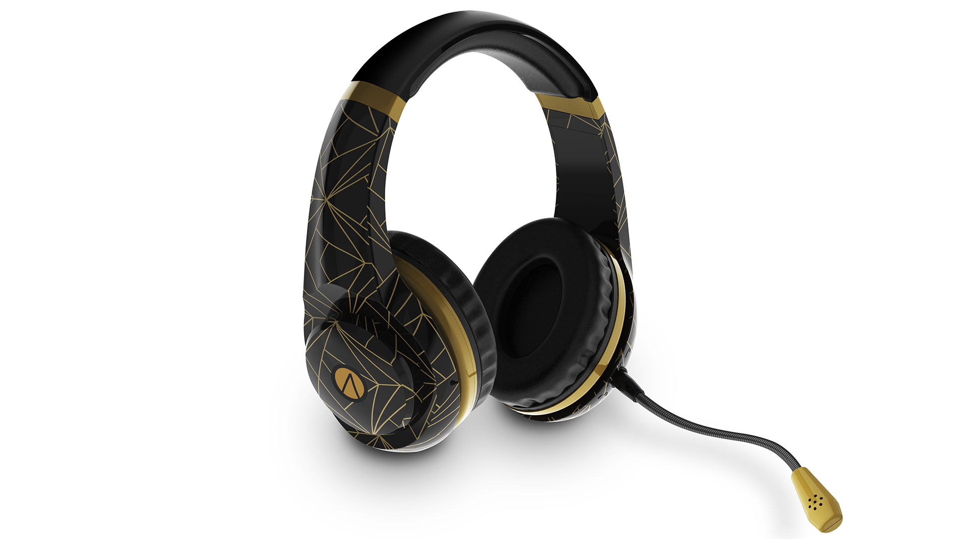 Stealth Classic Gold Headset
