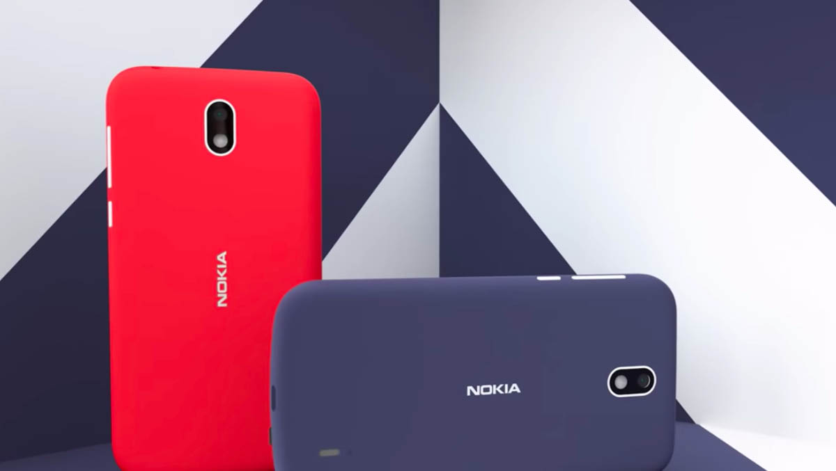 Nokia 1 Plus Go edition