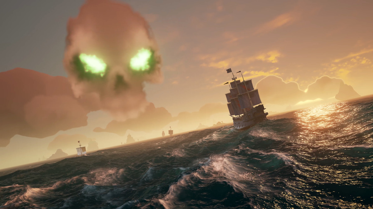 Sea of Thieves - Fort of the Damned