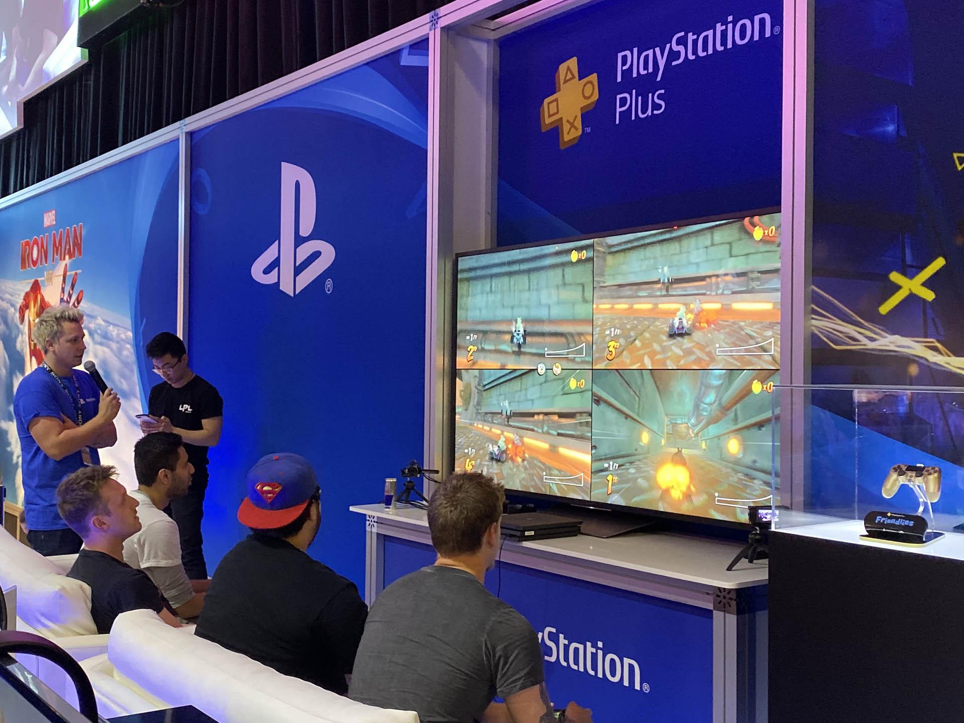 PlayStation 'Friendlies' Matches at Armageddon Expo 2019