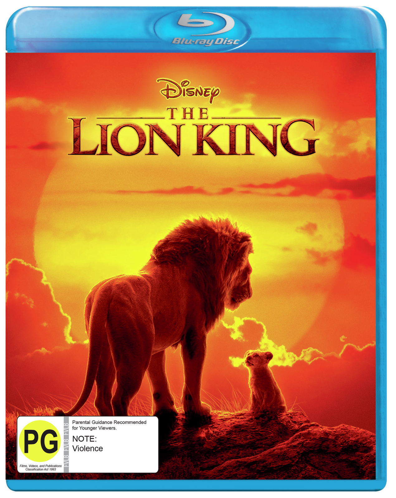 The Lion King - Bluray