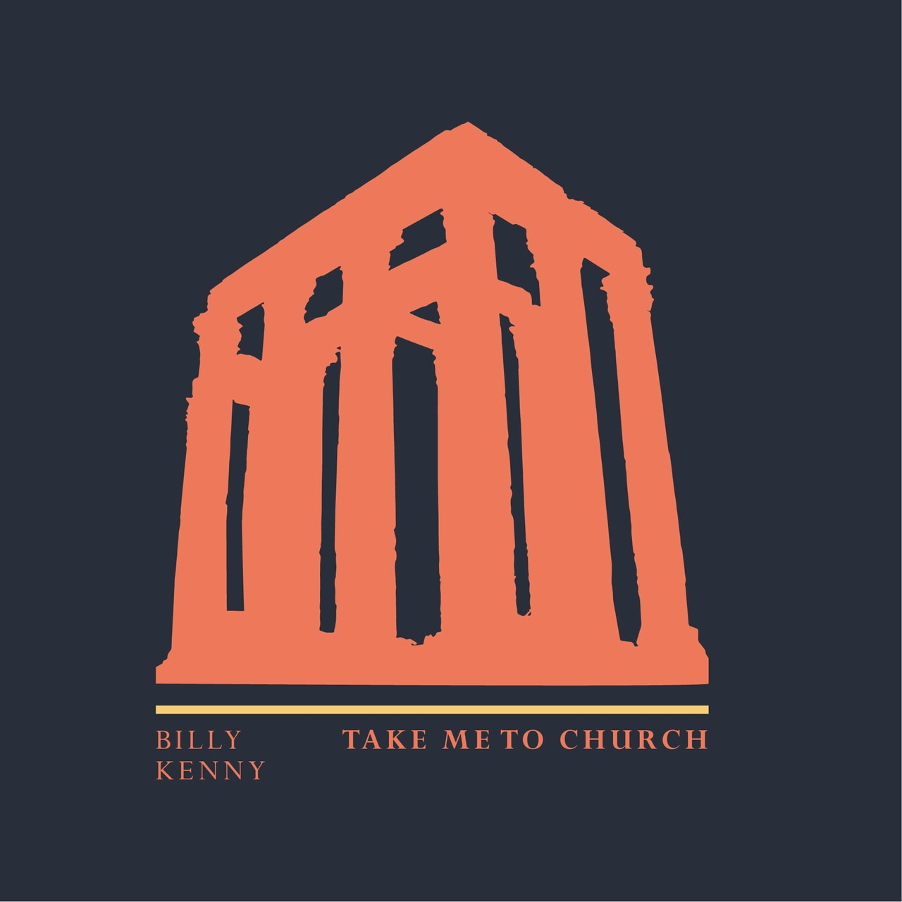 Billy Kenny - Take Me to Church