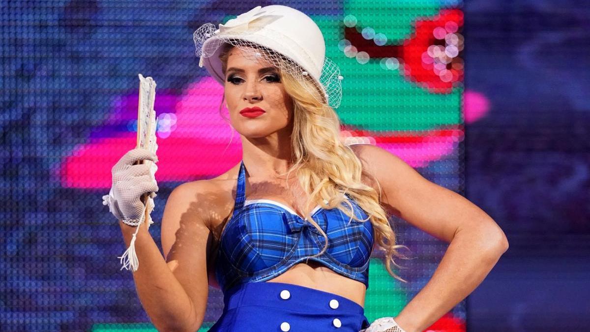 WWE Crown Jewel Lacey Evans