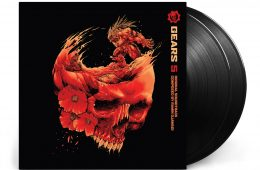 Gears of War 5 LP Soundtrack