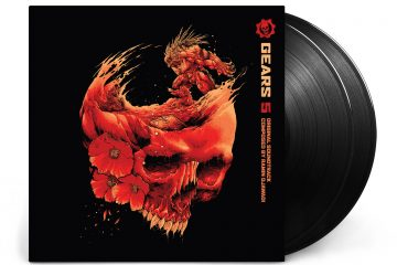 Gears of War 5 LP Soundtrack