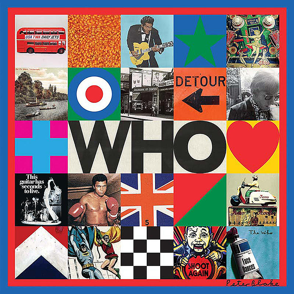 The Who - Who Album
