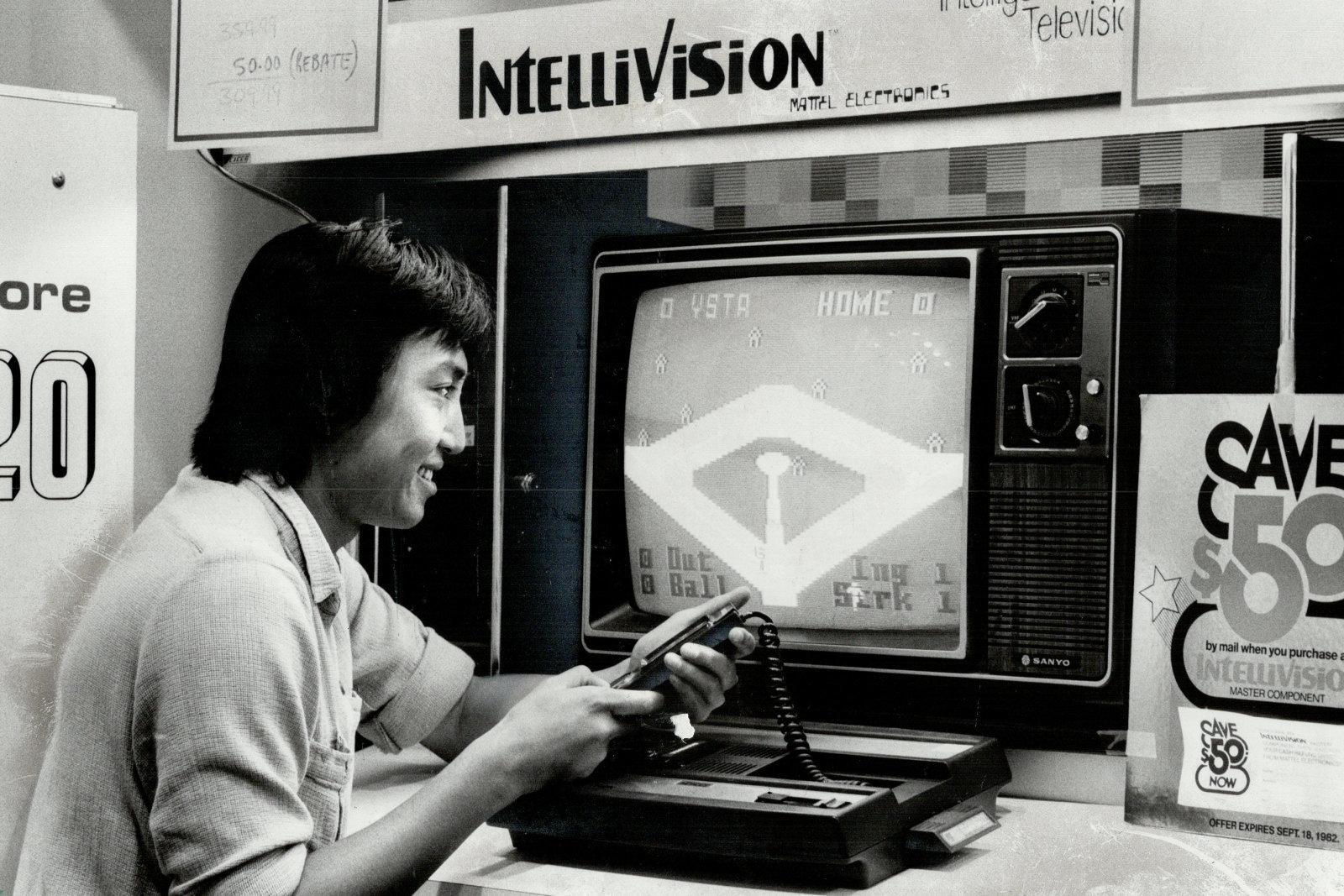 Intellivision 1979