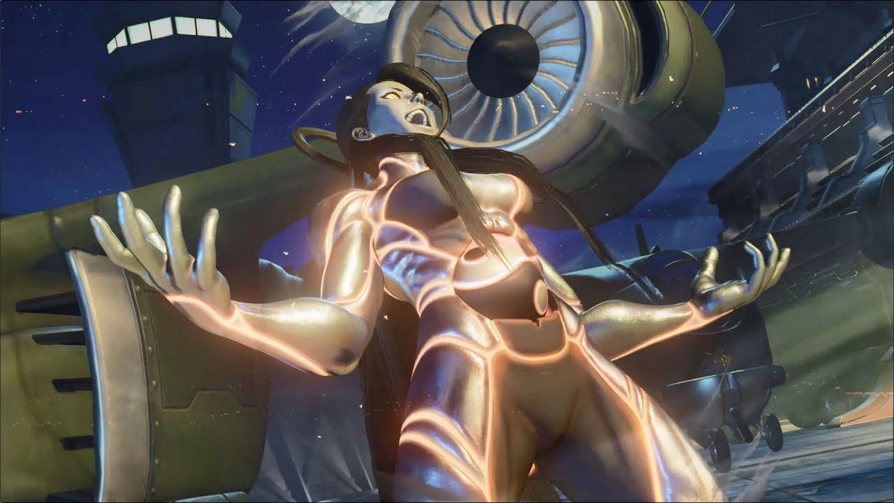 Street Fighter V: Champion Edition - Seth