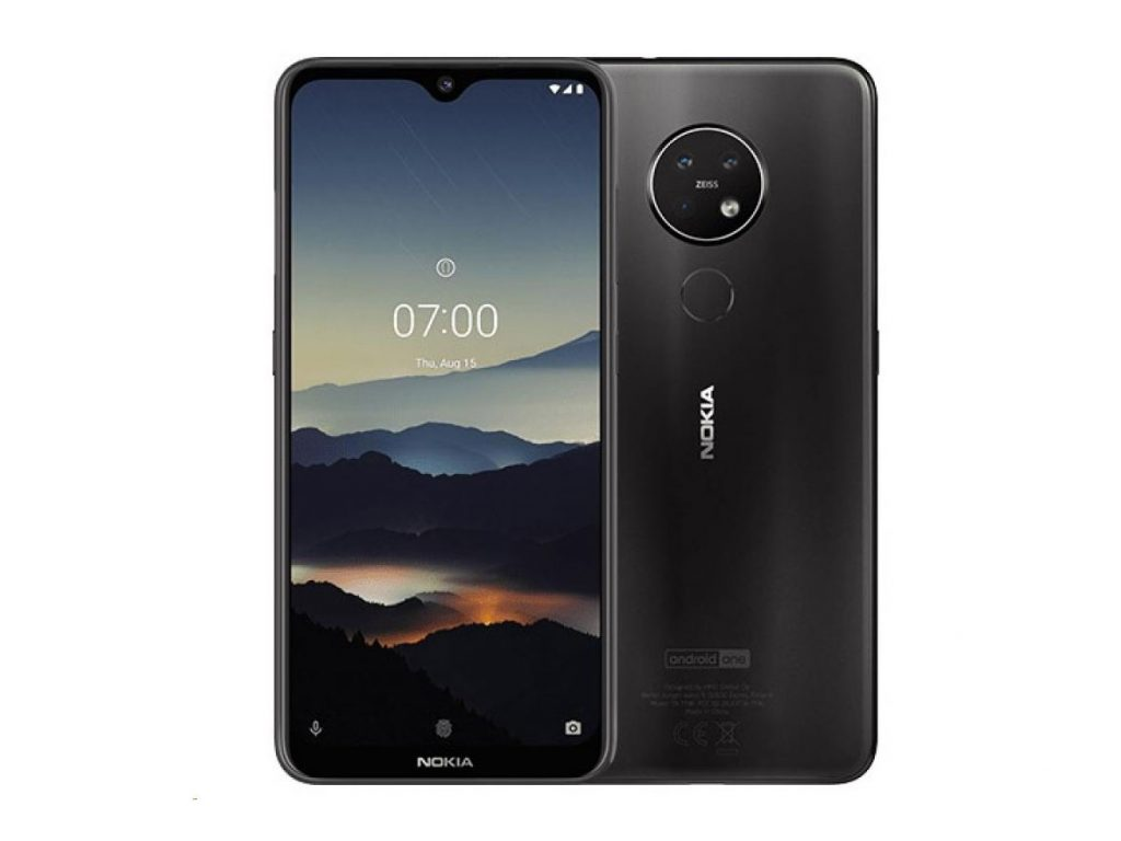 Nokia 7.2 Android One