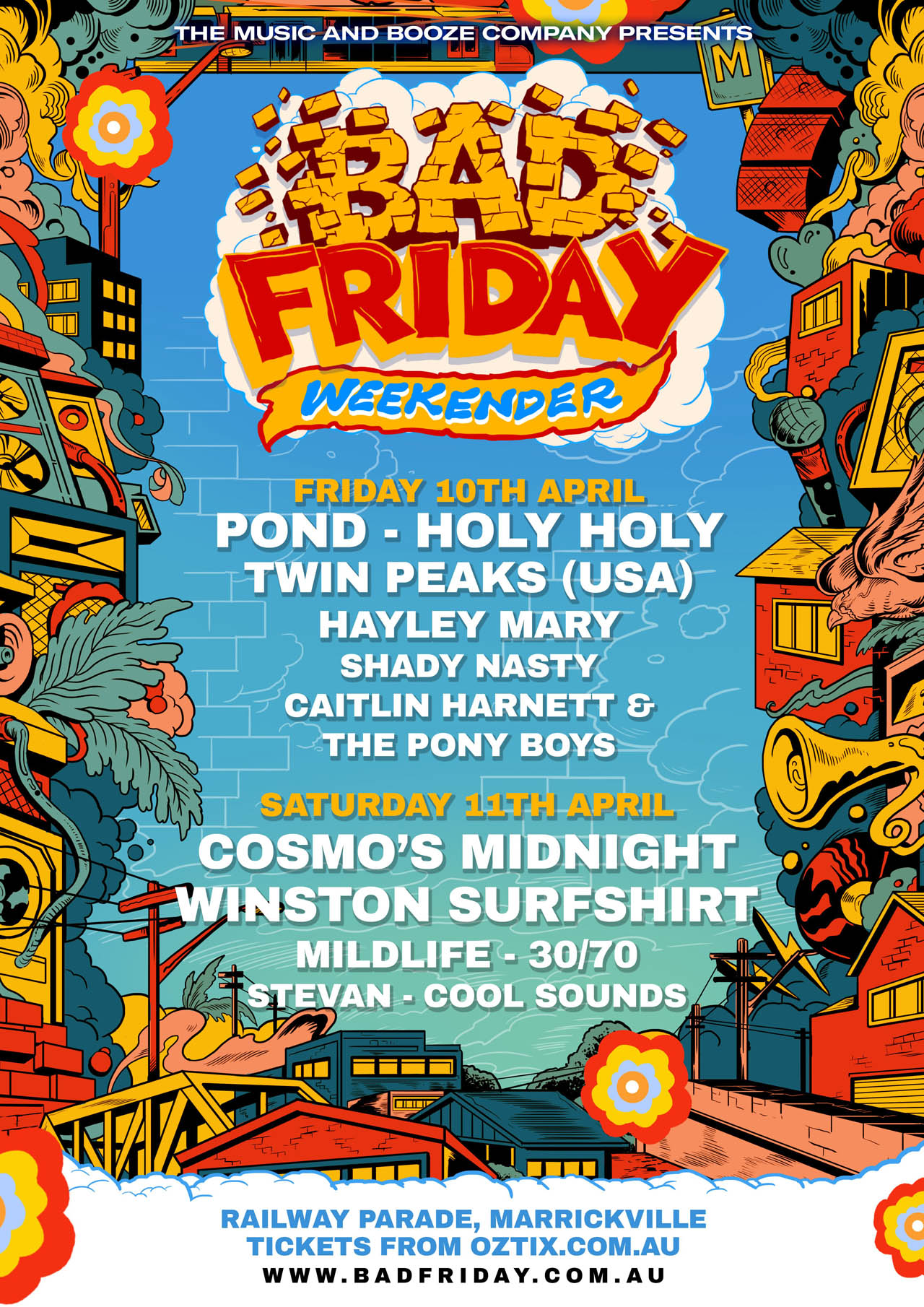 Bad Friday Poster