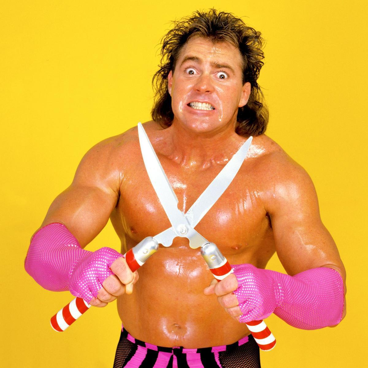"Brutus ""The Barber"" Beefcake"