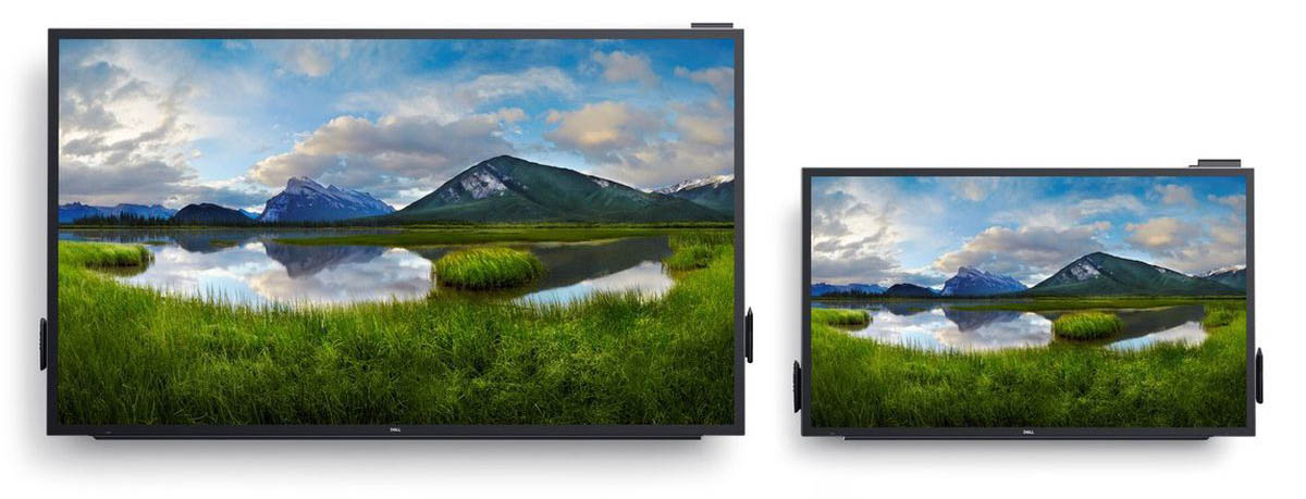 Dell 86 4K Interactive Touch Monitor