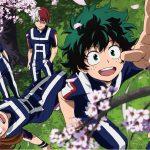 My Hero Academia - Anime