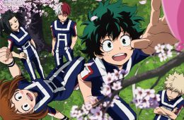 My Hero Academia - Anime
