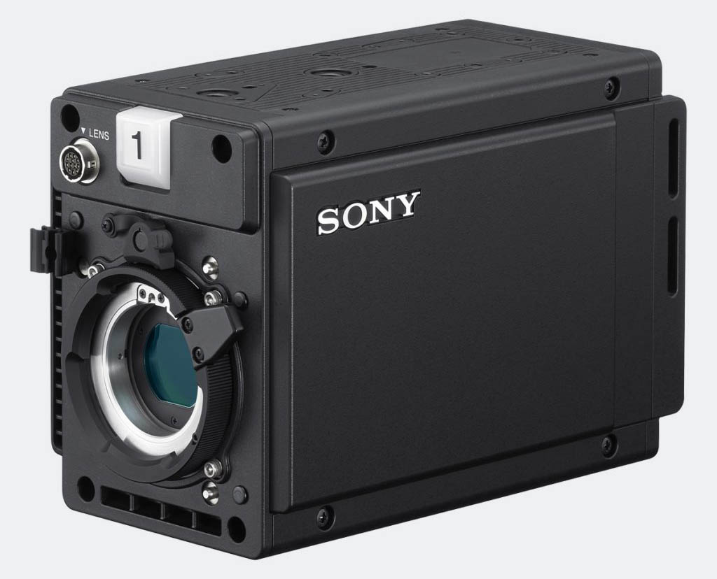 Sony's HDC-P50 POV