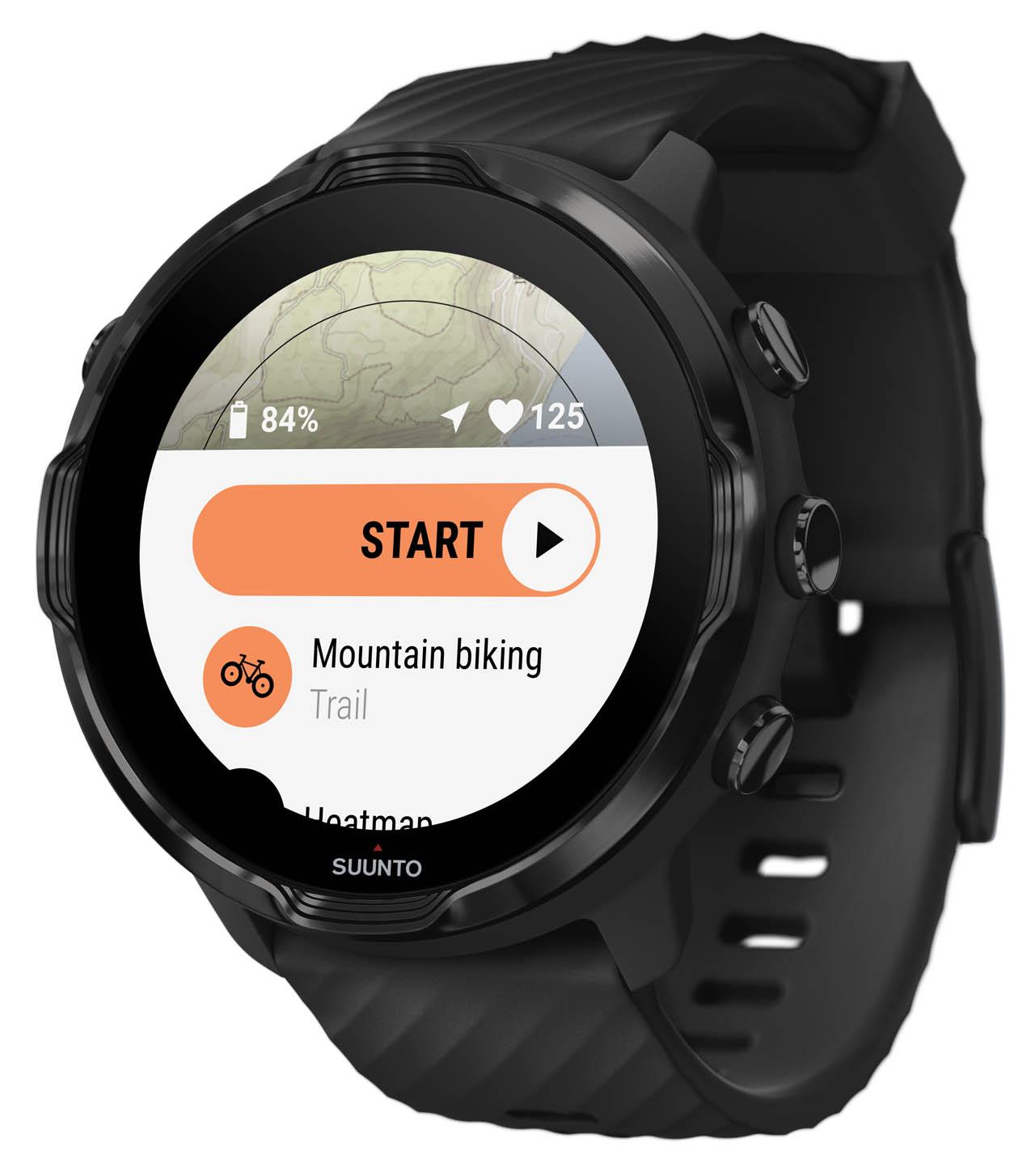 Suunto 7 - Smart Watch WearOS