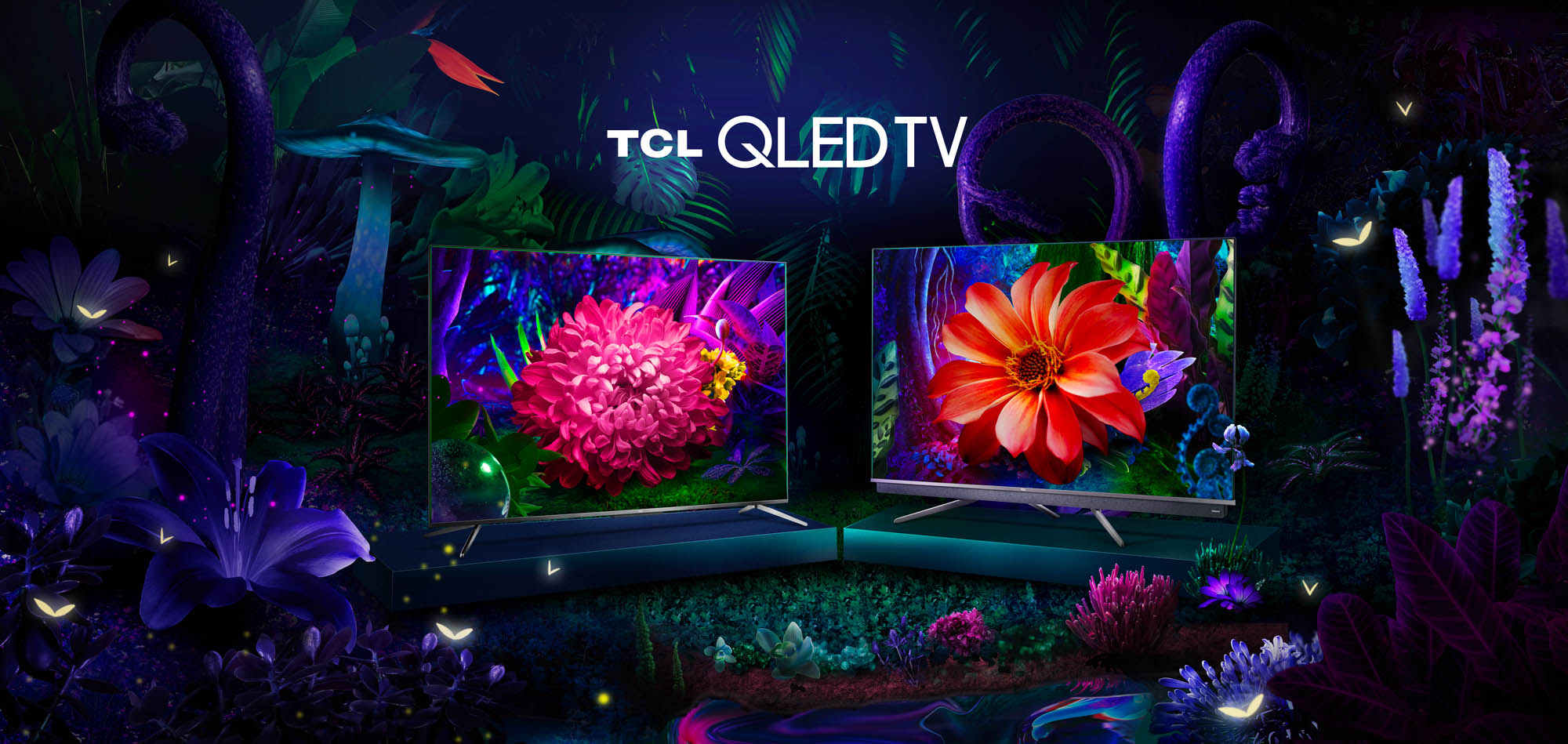 TCL QLED TV C715 & 815