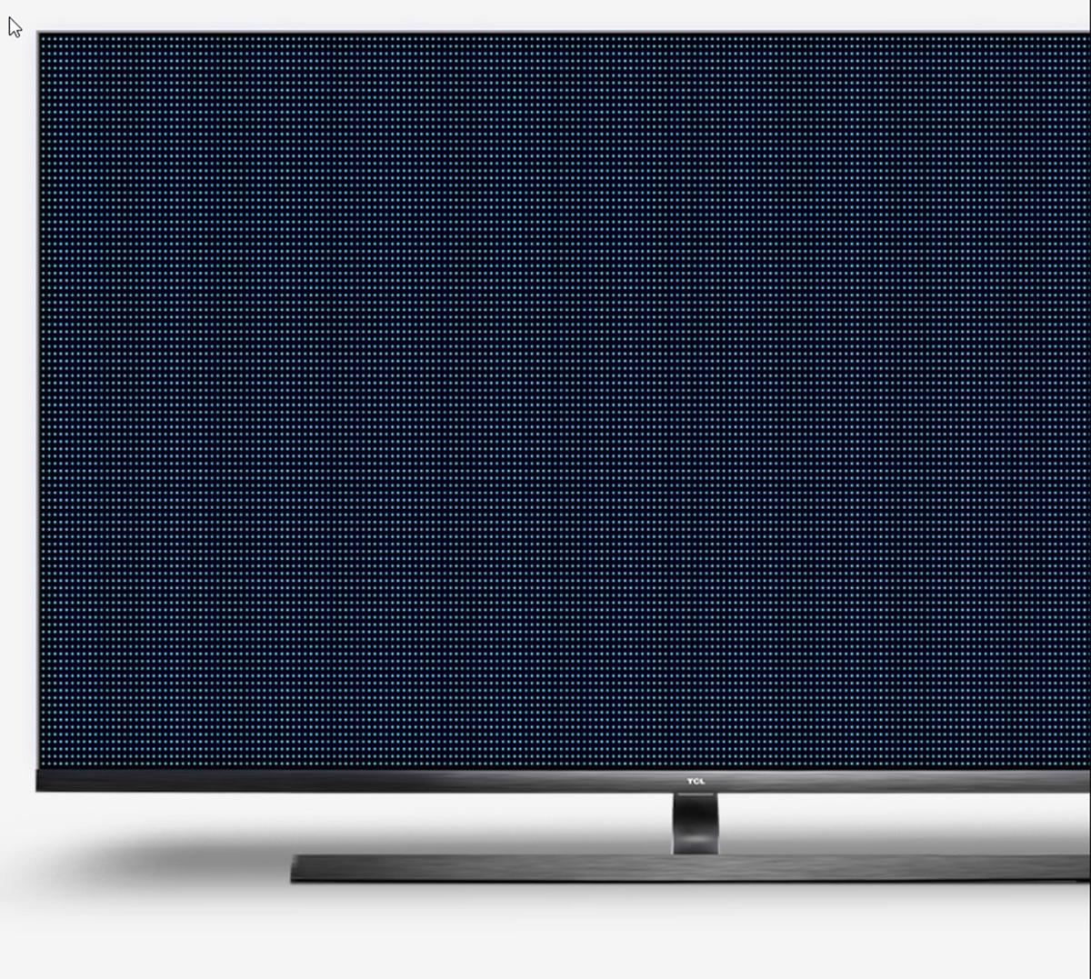 TCL Vidrian Mini-LED Smart TV at CES 2020