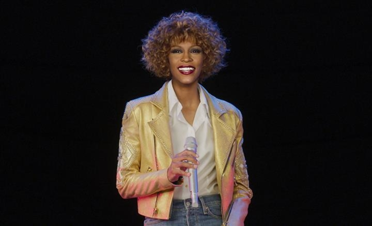 Whitney Houston Hologram Tour