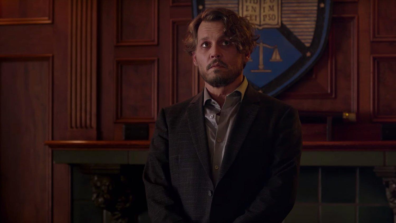 Richard Says Goodbye - Johnny Depp