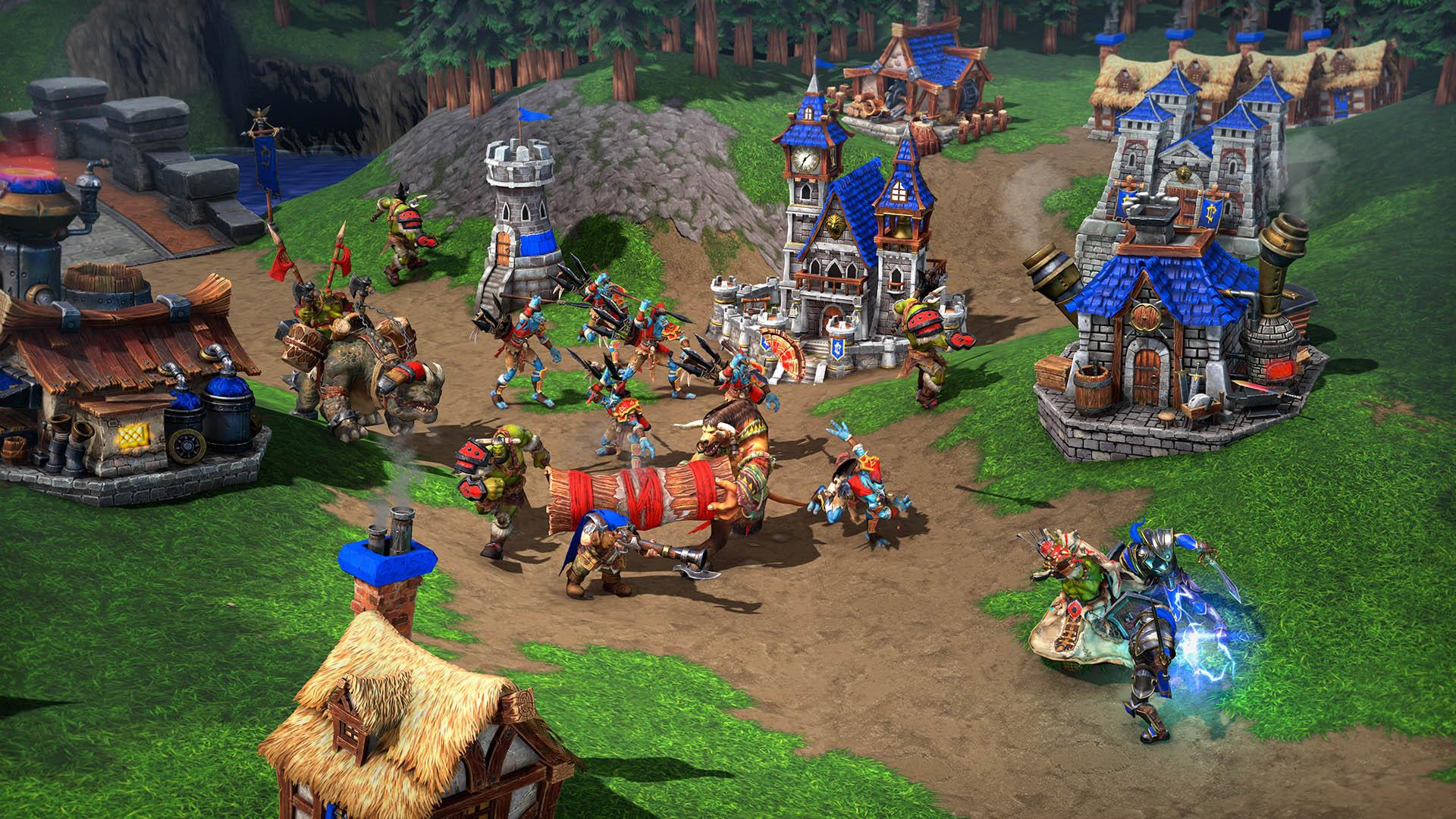 World of Warcraft III - Reforged