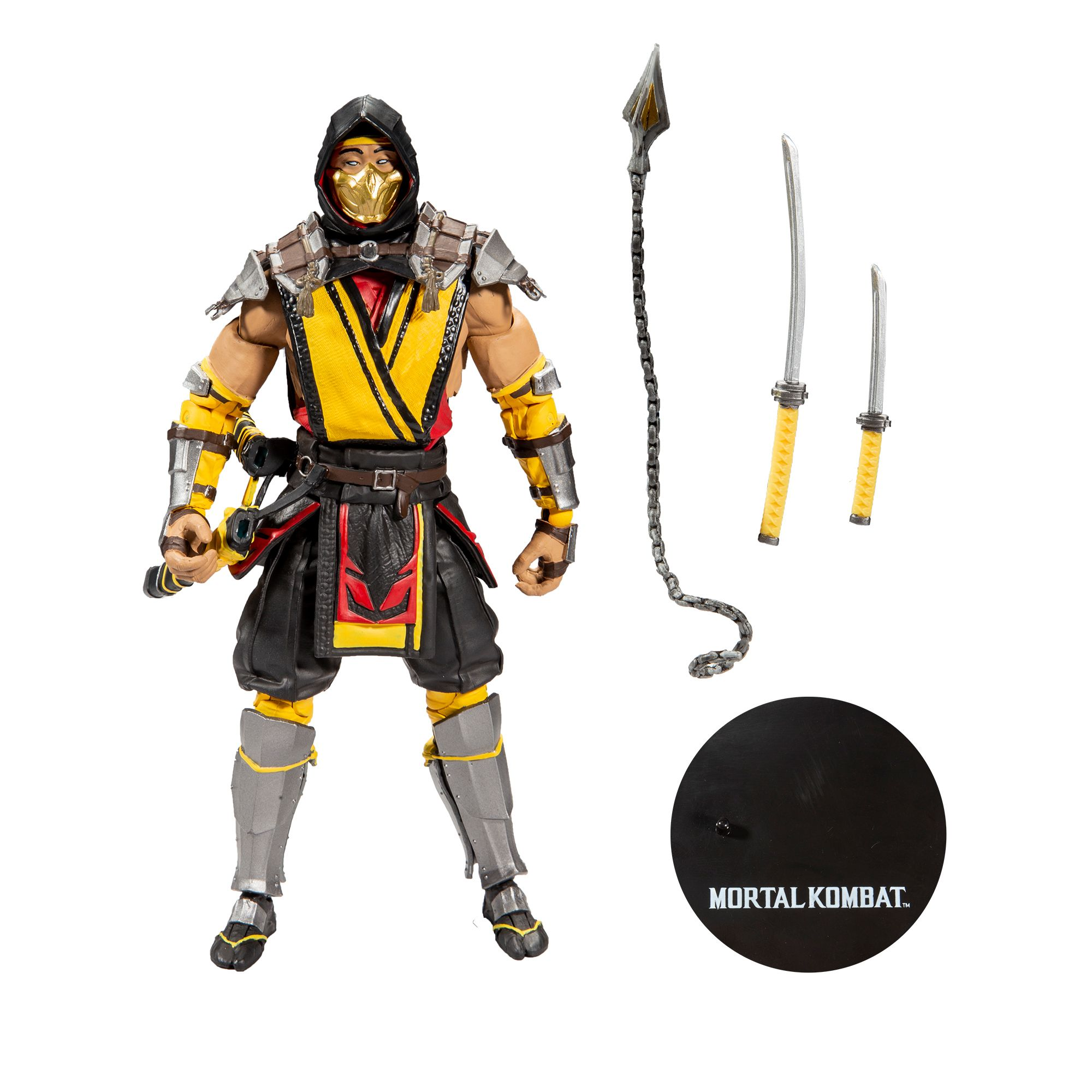 Scorpion - McFarlane Mortal Kombat 11 Action Figure
