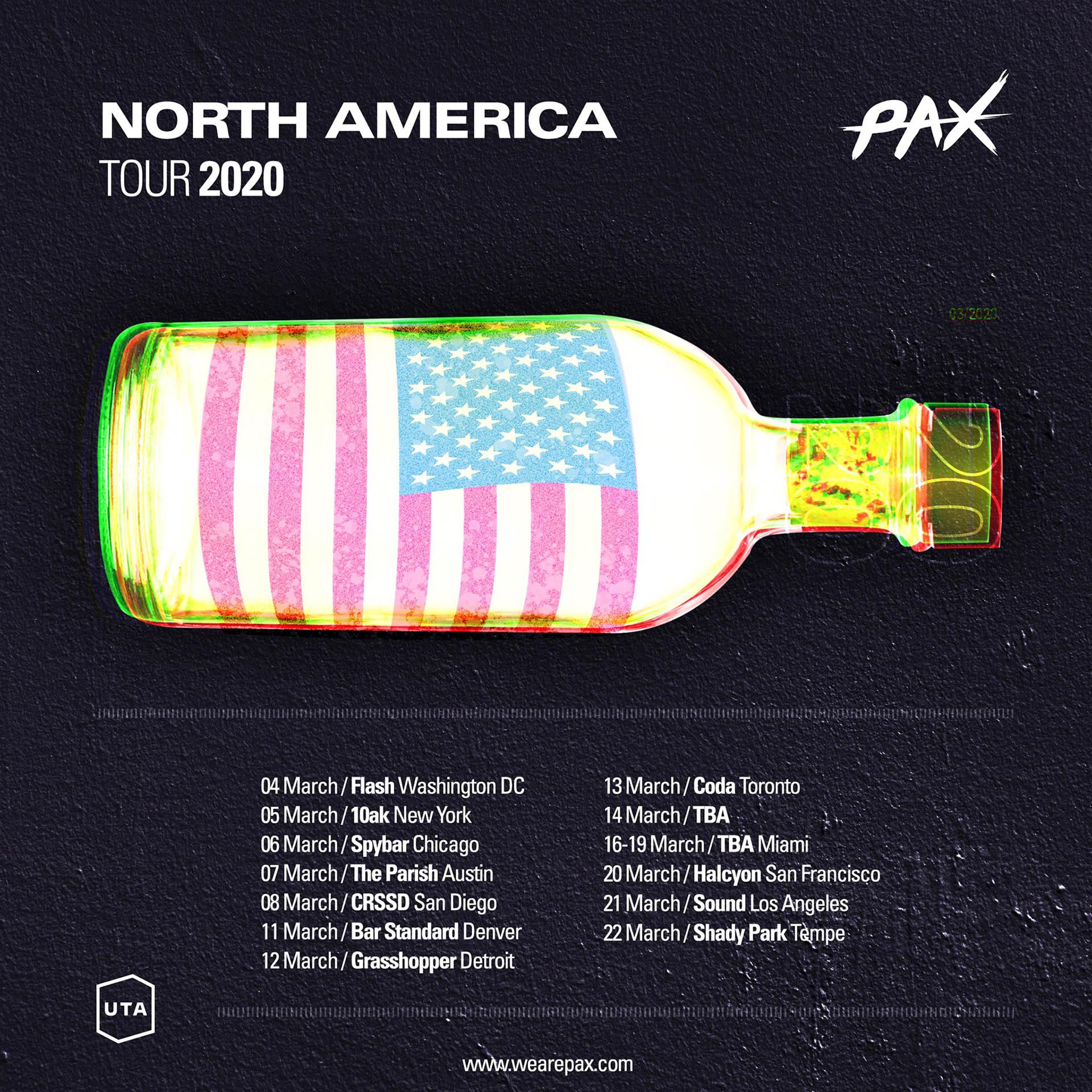 PAX Tour