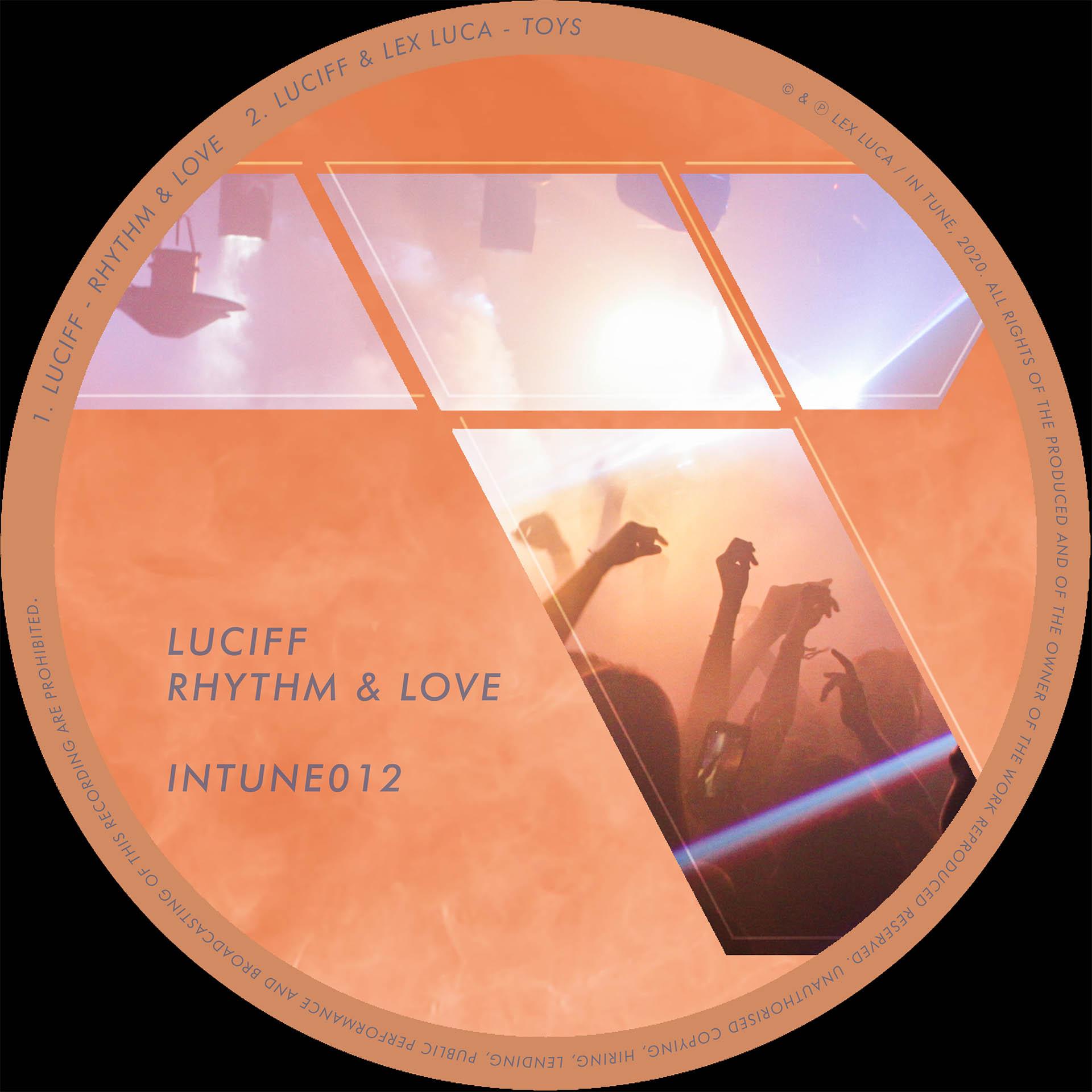 Luciff - Love Rhythm