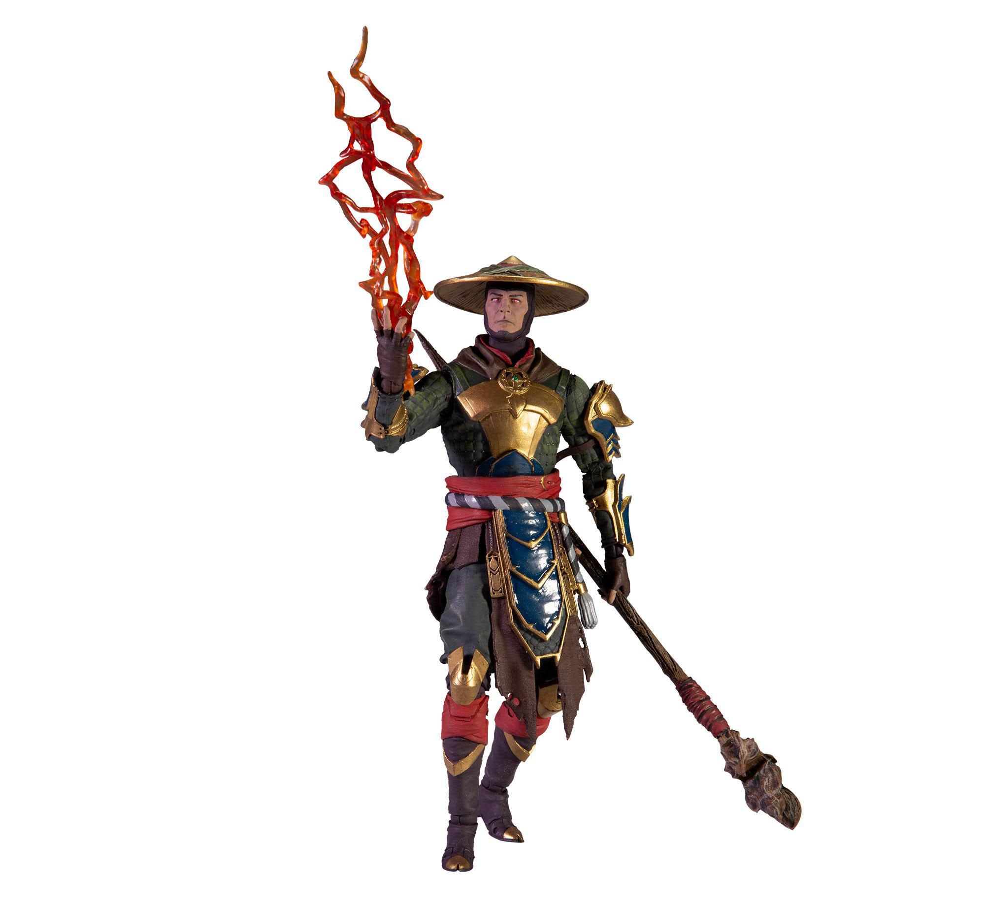 Raiden - McFarlane Mortal Kombat 11 Action Figure