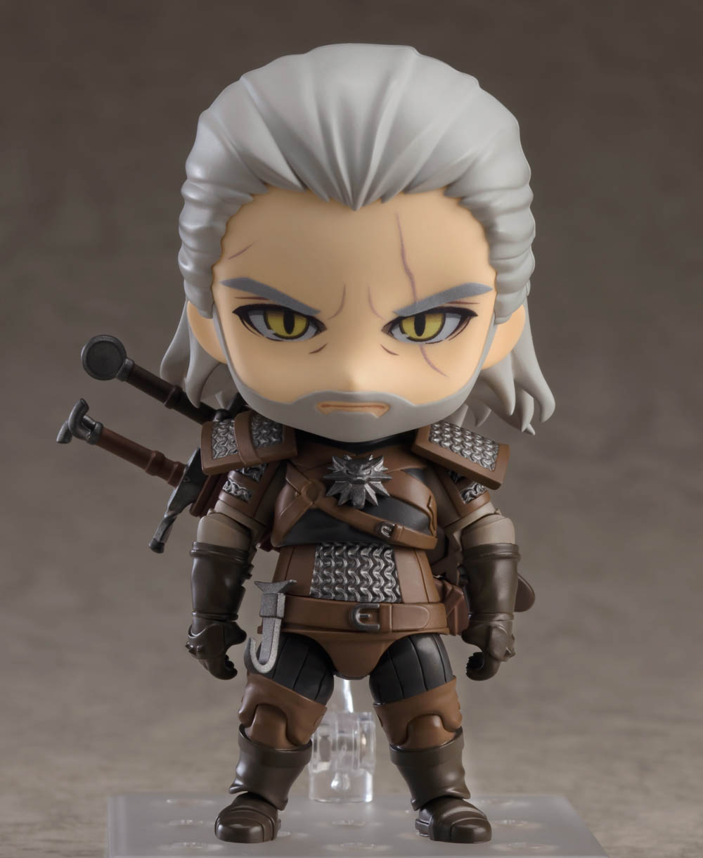 GSC Nendoroid Geralt - The Witcher Collectable
