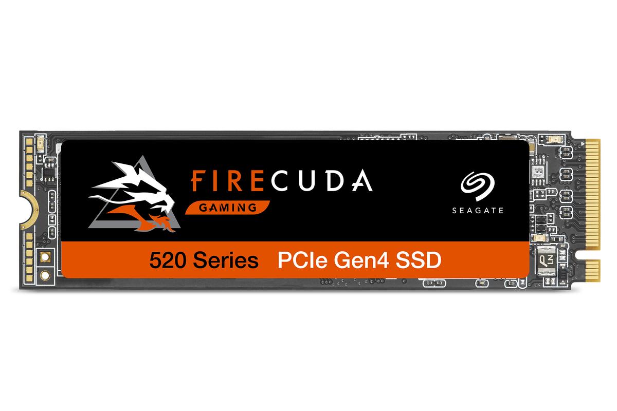 Seagate Firecuda SSD