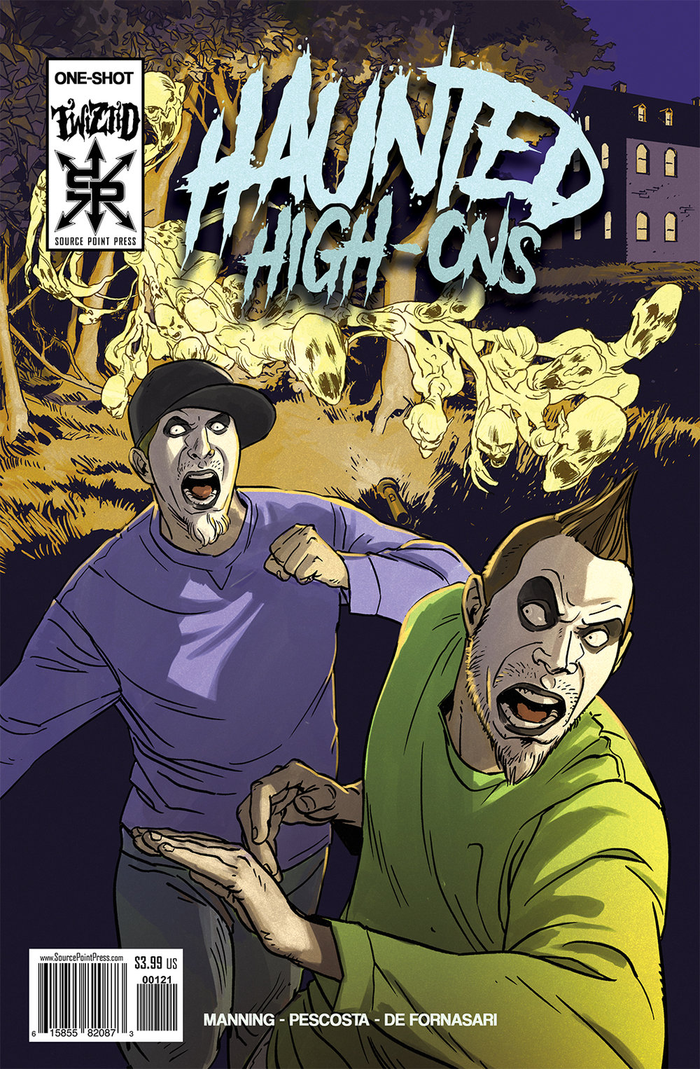 Haunted High-Ons