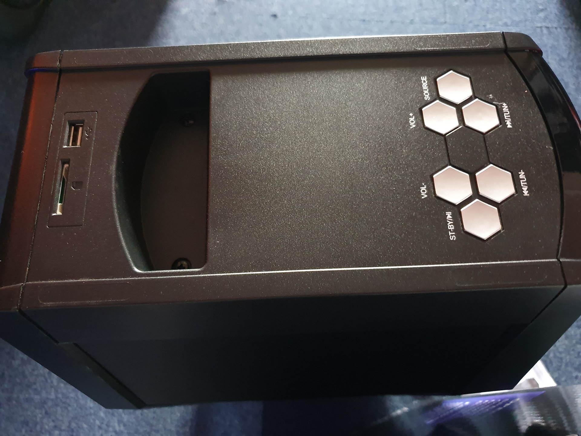 Konka Mini HiFi Bluetooth Speaker
