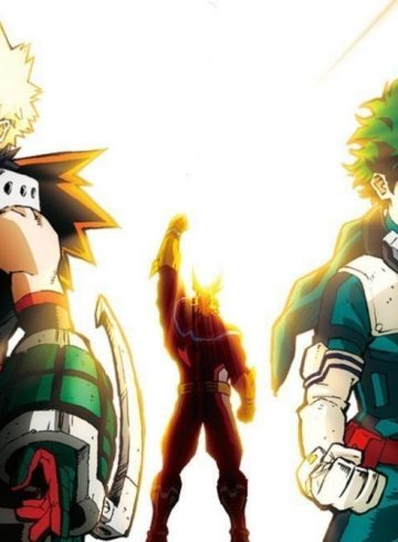 My Hero Academia - Heroes Rising
