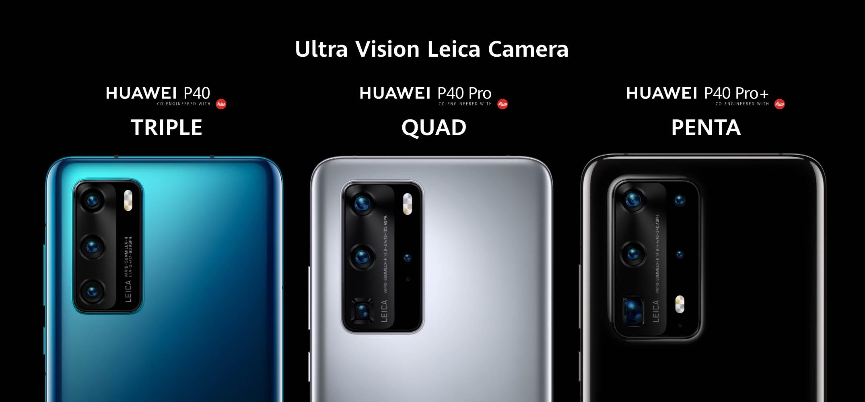 Huawei P40 Smartphone