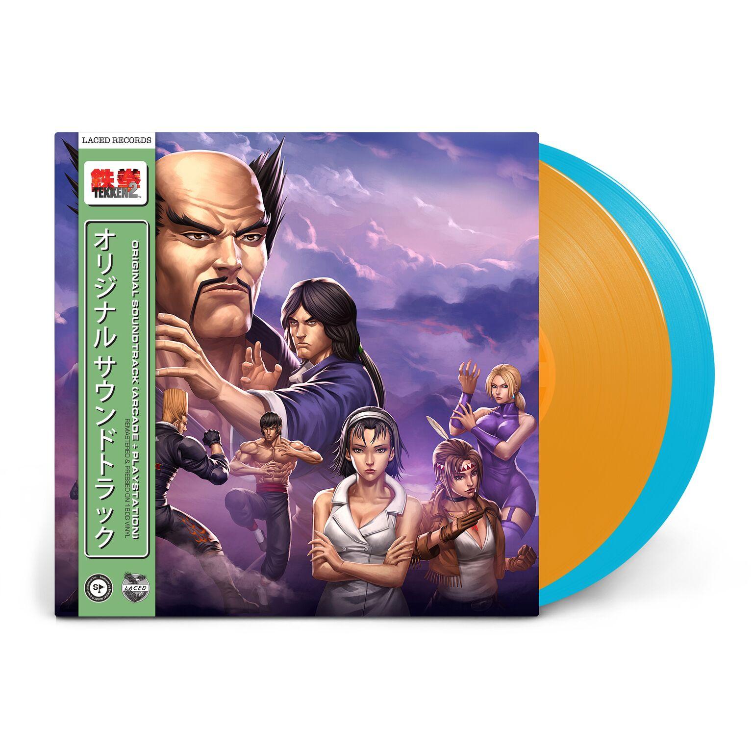 TEKKEN Soundtrack on Vinyl