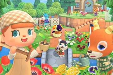 Animal Crossing - New Horizons