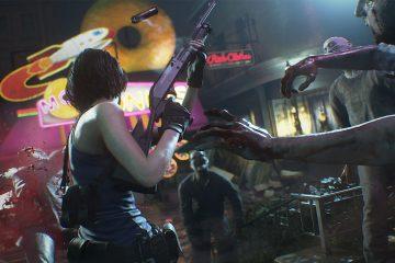 Resident Evil 3 Remastered