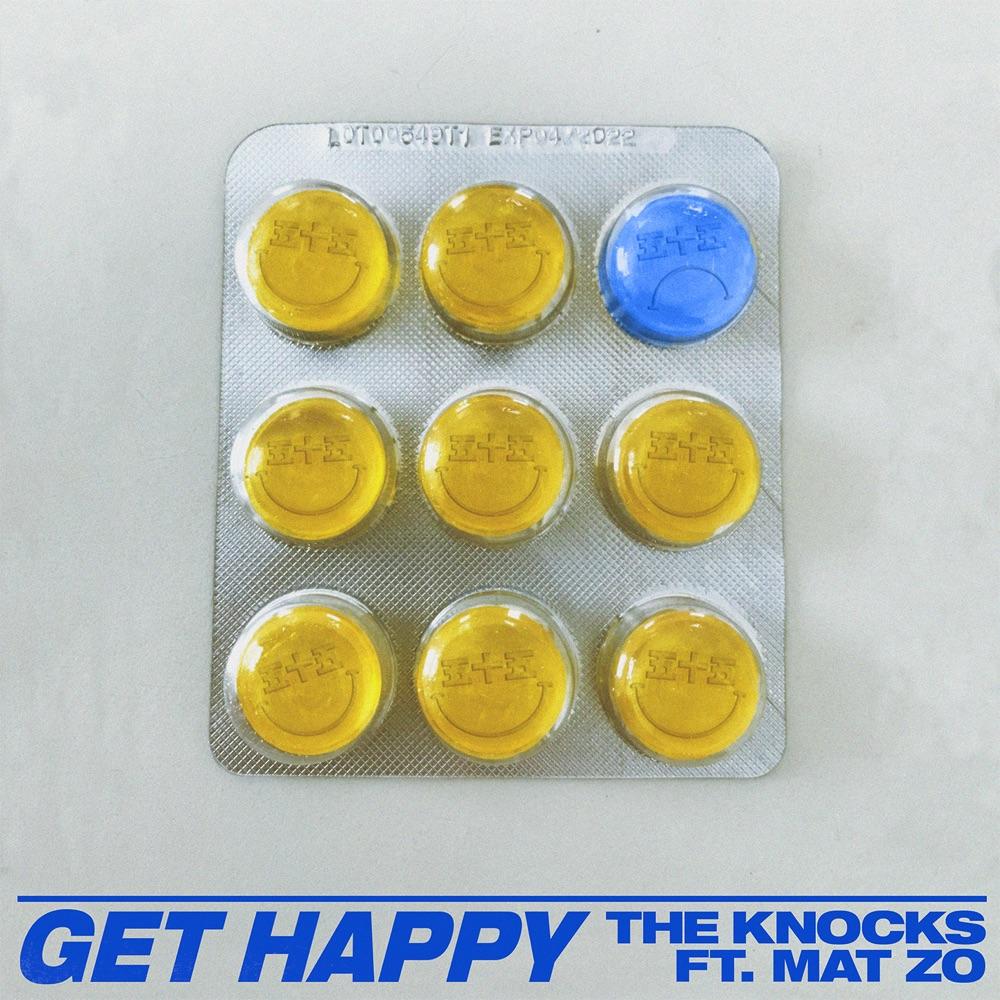 The Knocks - Get Happy