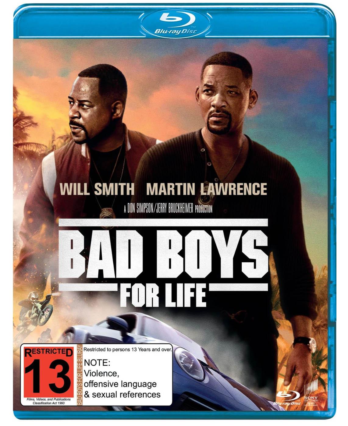 Bad Boys for Life - Bluray
