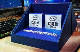 Intel i9 and i5 CPUs