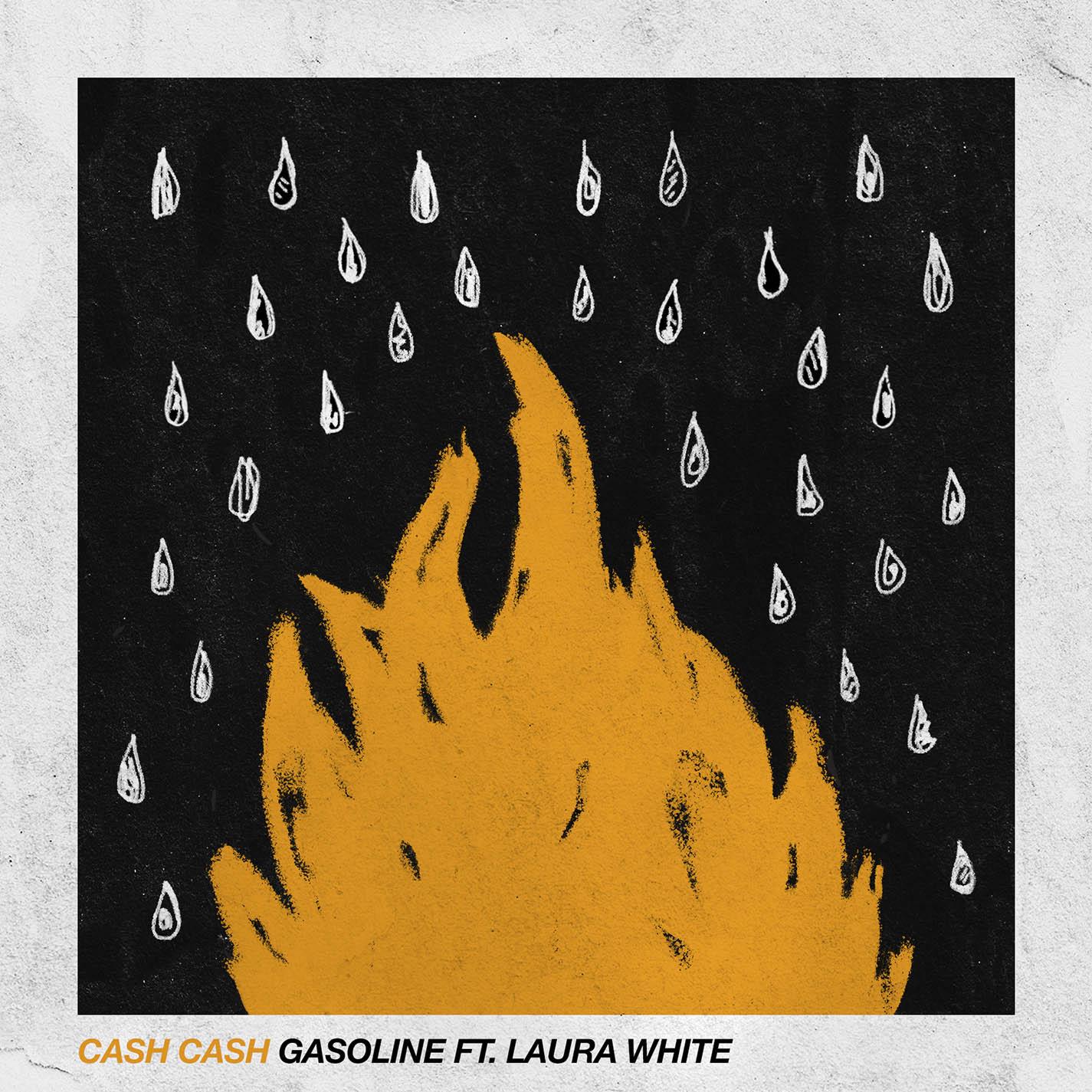 Cash Cash feat Laura White - Gasoline