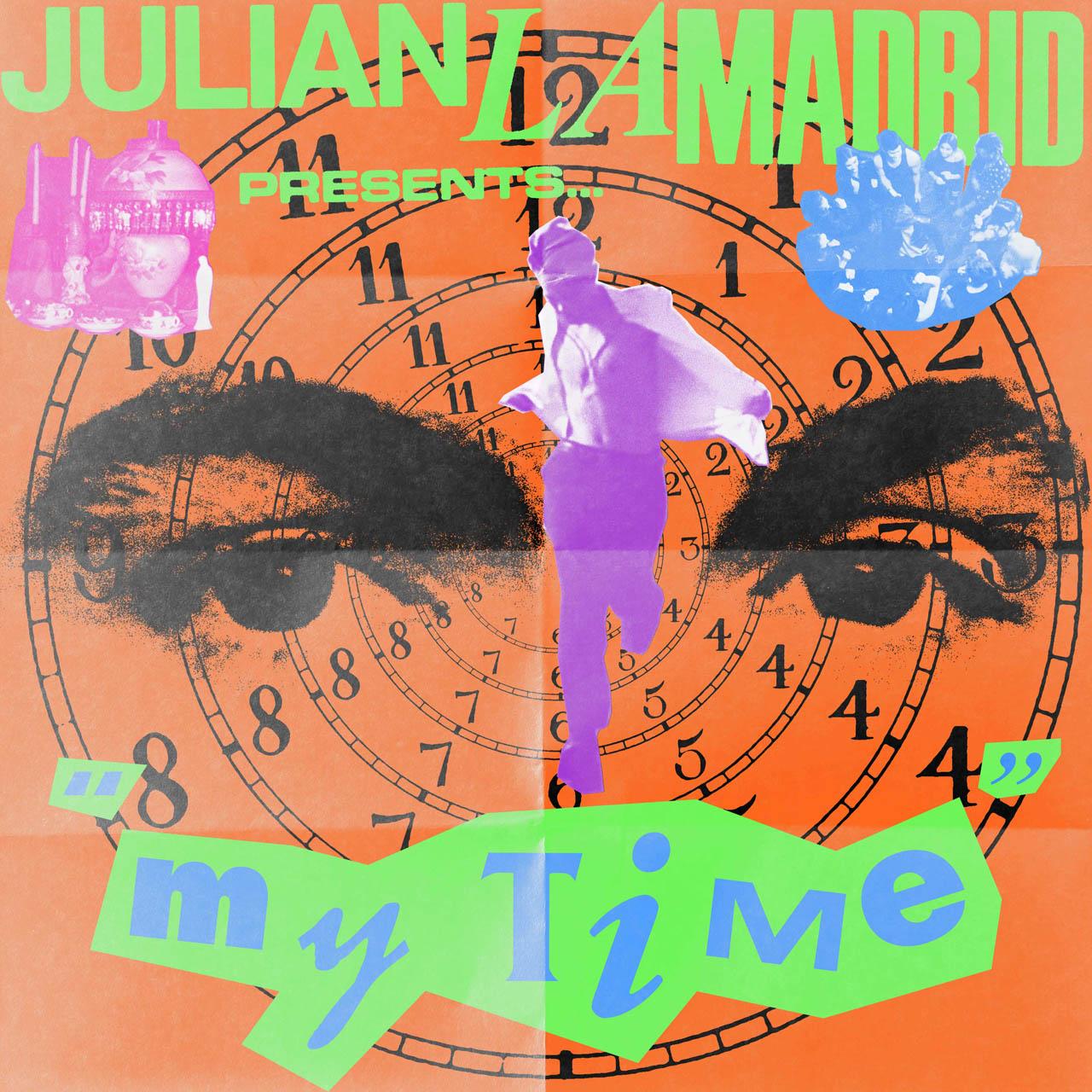 Julian Lamadrid - My Time 1