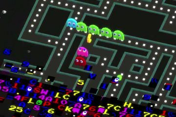 Pac-Man 40th Anniversary