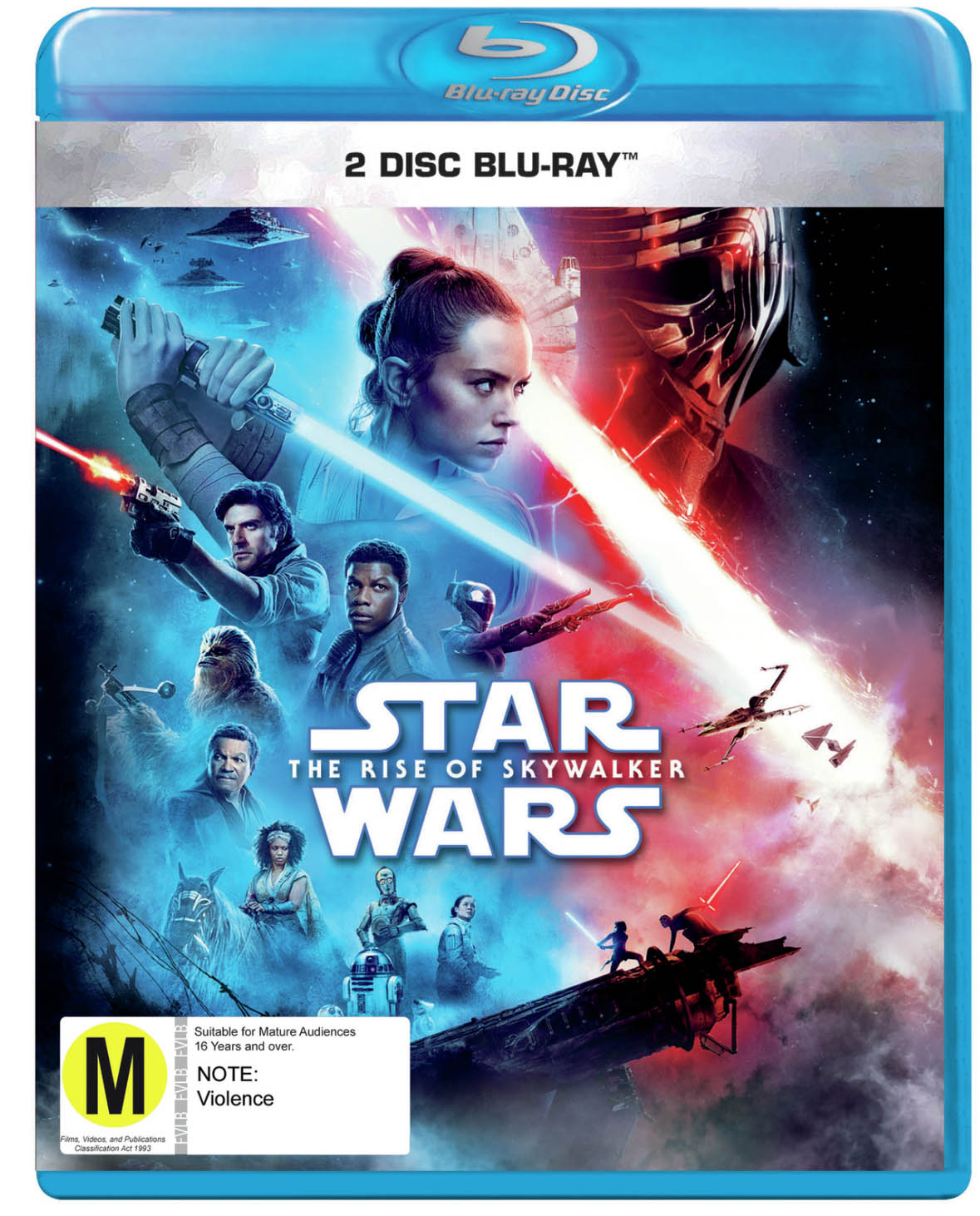 Star Wars - Rise of Skywalker Bluray
